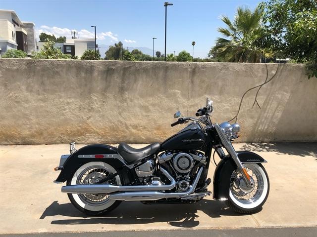 2019 Harley-Davidson Softail Deluxe Deluxe at Quaid Harley-Davidson, Loma Linda, CA 92354