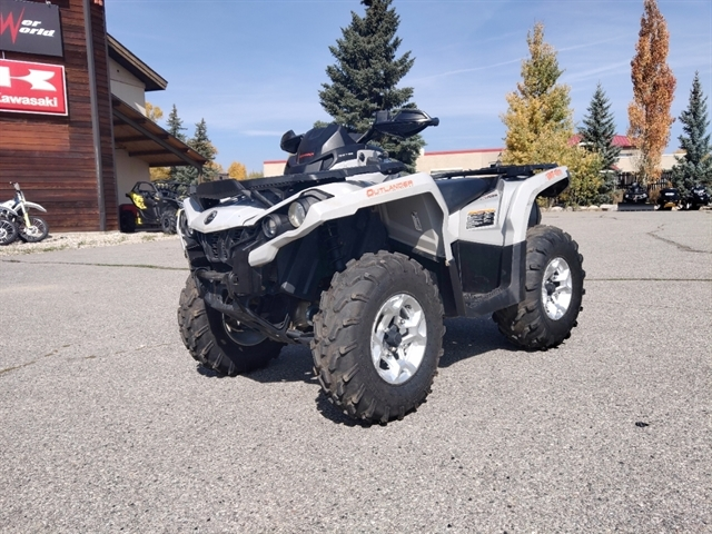 2016 Can-Am Outlander DPS 650 at Power World Sports, Granby, CO 80446