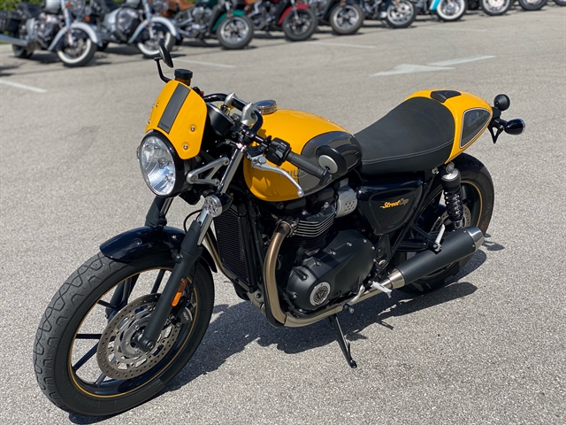 2017 Triumph Street Cup Base at Fort Myers