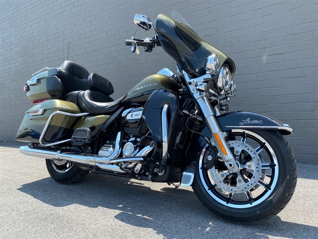 2018 Harley-Davidson Electra Glide Ultra Limited at cannonball harley-davidson