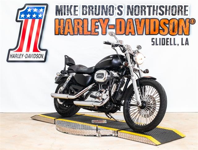 2008 Harley-Davidson Sportster 1200 Custom at Mike Bruno's Northshore Harley-Davidson