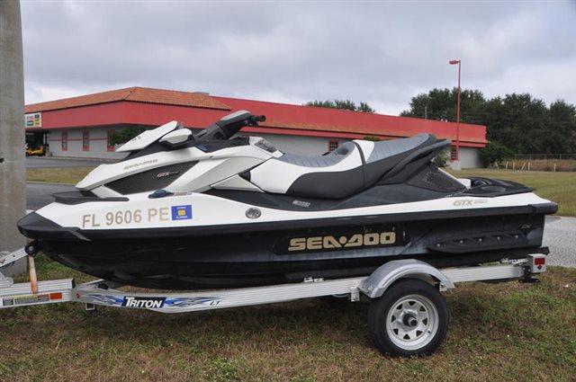 2011 Sea-Doo GTX Limited iS 260 at Seminole PowerSports North, Eustis, FL 32726