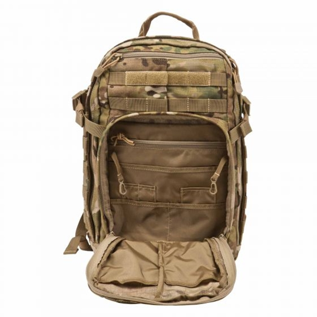 2019 5.11 Tactical RUSH12™ Backpack 24L Multicam at Harsh Outdoors, Eaton, CO 80615