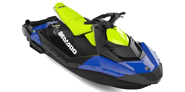 2021 Sea-Doo Spark 3-Up Rotax 900 ACE - 90 iBR + CONVENIENCE PACKAGE at Jacksonville Powersports, Jacksonville, FL 32225