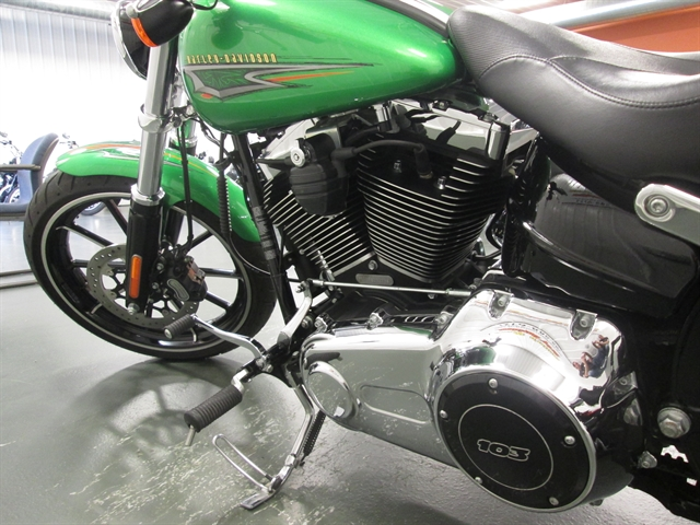 2015 Harley-Davidson Softail Breakout at Hunter's Moon Harley-Davidson®, Lafayette, IN 47905
