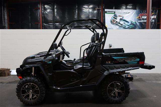 2019 CFMOTO UFORCE 500 at Rod's Ride On Powersports, La Crosse, WI 54601