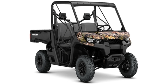 2020 Can-Am Defender DPS HD5 at Riderz