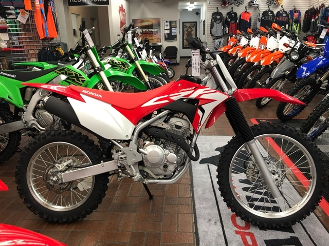 2021 Honda CRF 250F at Wild West Motoplex
