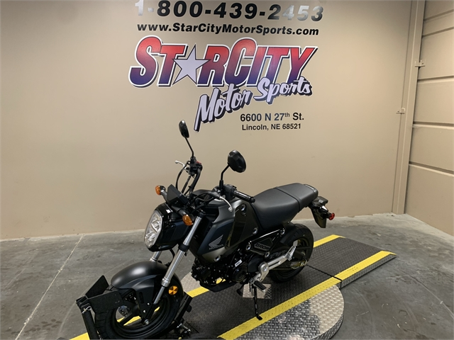 2022 Honda Grom Base at Star City Motor Sports