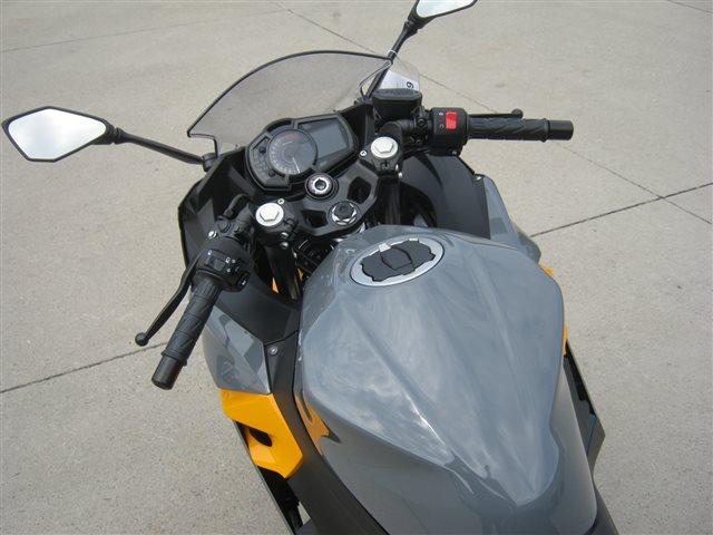 2018 Kawasaki Ninja 400 ABS at Brenny's Motorcycle Clinic, Bettendorf, IA 52722