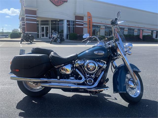 2021 Harley-Davidson Touring Heritage Classic at Colonial Harley-Davidson