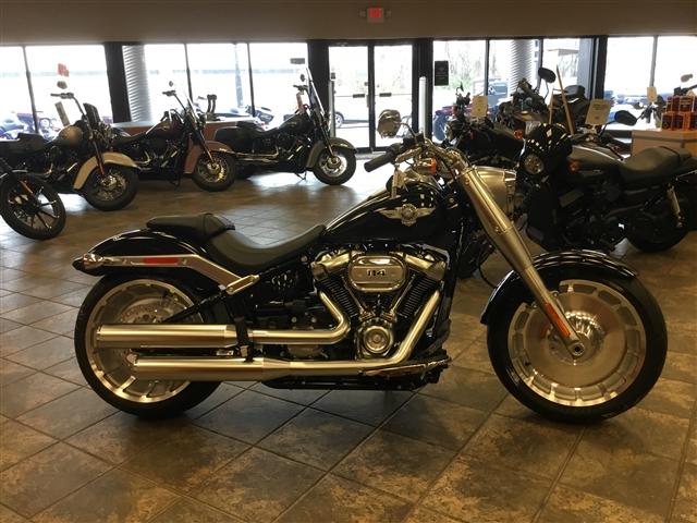 2019 Harley-Davidson Softail Fat Boy 114 at Bud's Harley-Davidson, Evansville, IN 47715