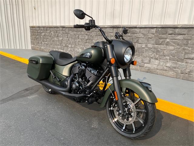 2021 Indian Springfield Springfield Dark Horse at Lynnwood Motoplex, Lynnwood, WA 98037