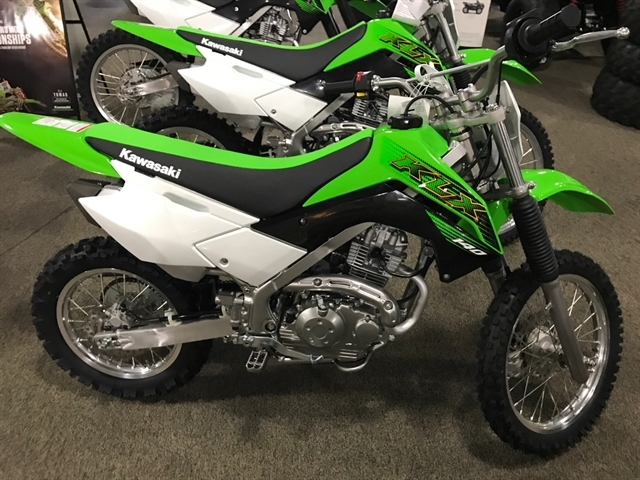 2020 Kawasaki KLX 140 at Dale's Fun Center, Victoria, TX 77904