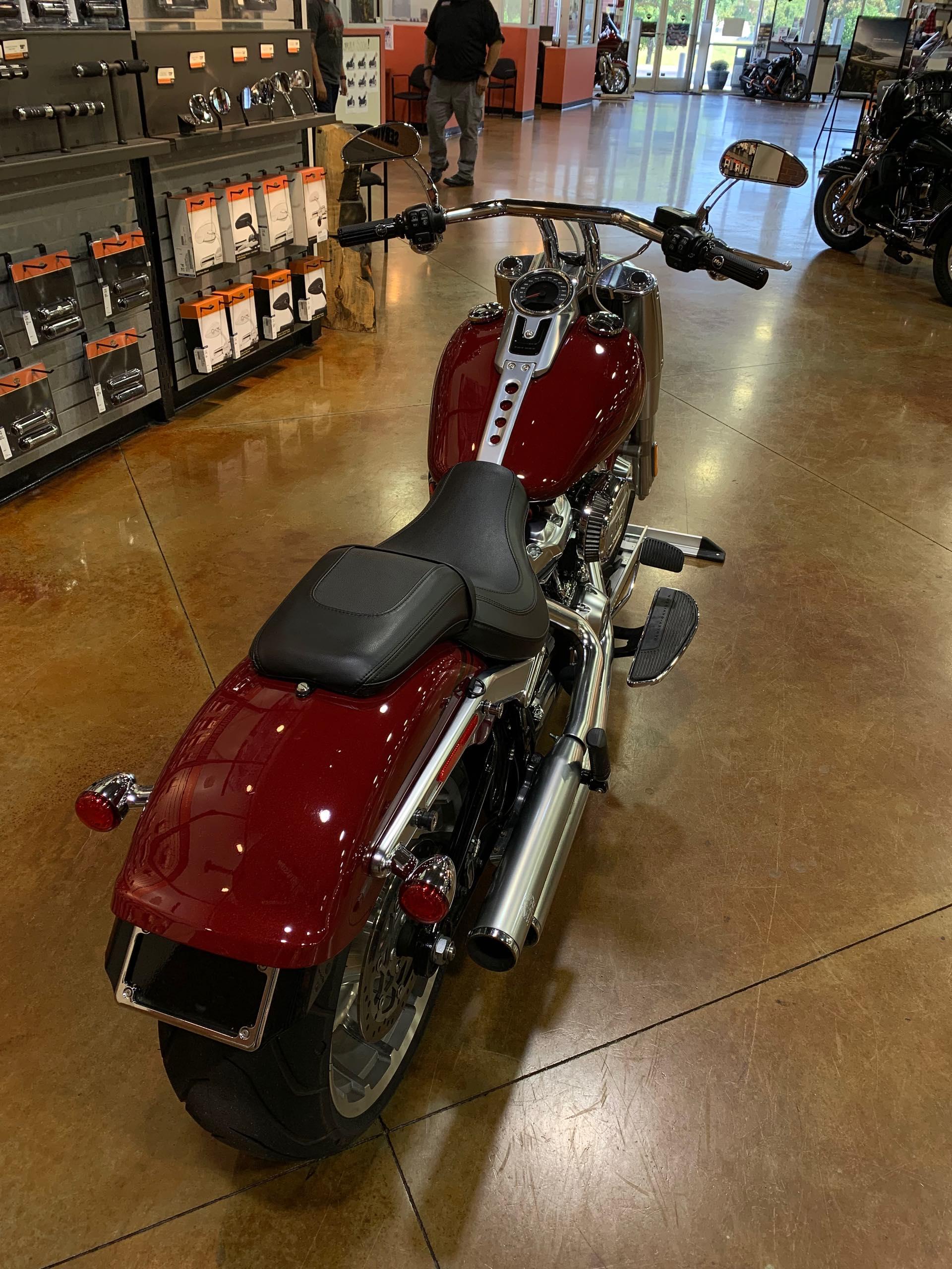 2020 Harley-Davidson Softail Fat Boy 114 at Colonial Harley-Davidson