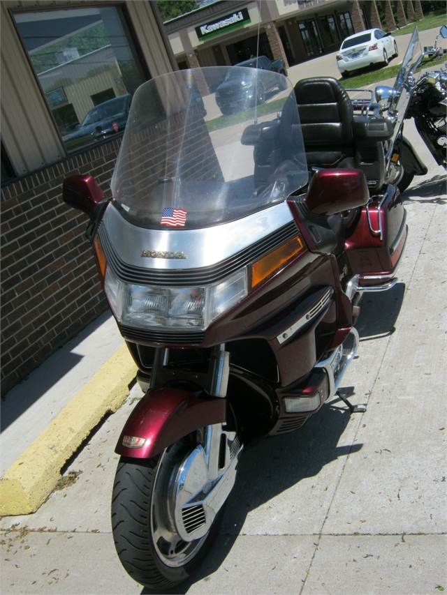 1989 Honda GL1500 Goldwing at Brenny's Motorcycle Clinic, Bettendorf, IA 52722