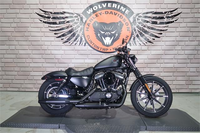 2020 Harley-Davidson Sportster Iron 883 at Wolverine Harley-Davidson