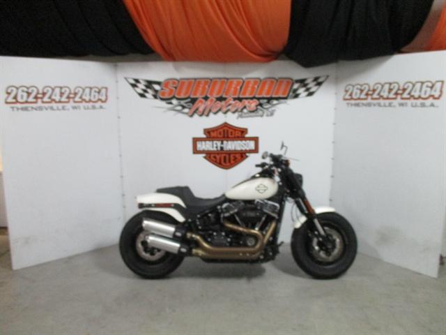 2019 Harley-Davidson Softail Fat Bob 114 at Suburban Motors Harley-Davidson