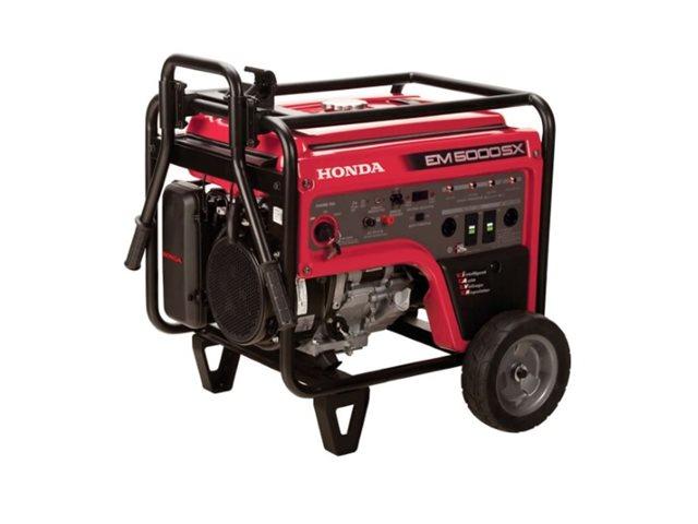 2020 Honda Power Generators EM5000S at Eastside Honda