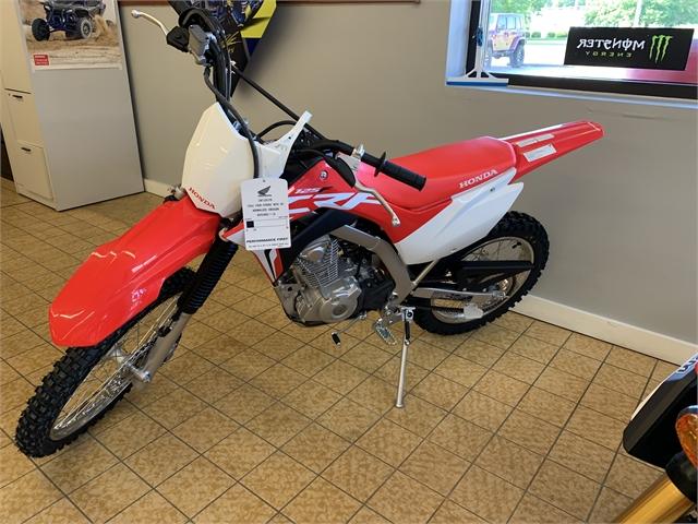 2021 Honda CRF 125F (Big Wheel) at Southern Illinois Motorsports