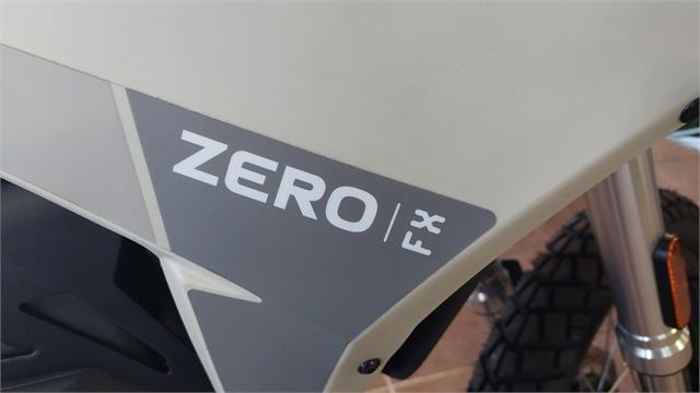 2022 Zero FX ZF72 at Santa Fe Motor Sports
