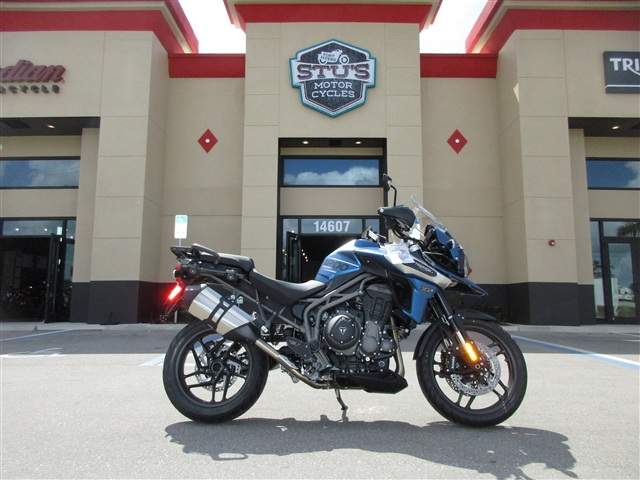 2018 Triumph Tiger 1200 XRx Low at Fort Myers