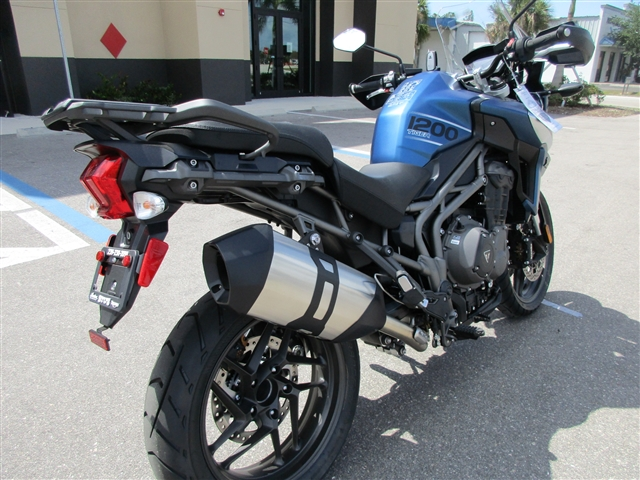 2018 Triumph Tiger 1200 XRx Low at Stu's Motorcycle of Florida
