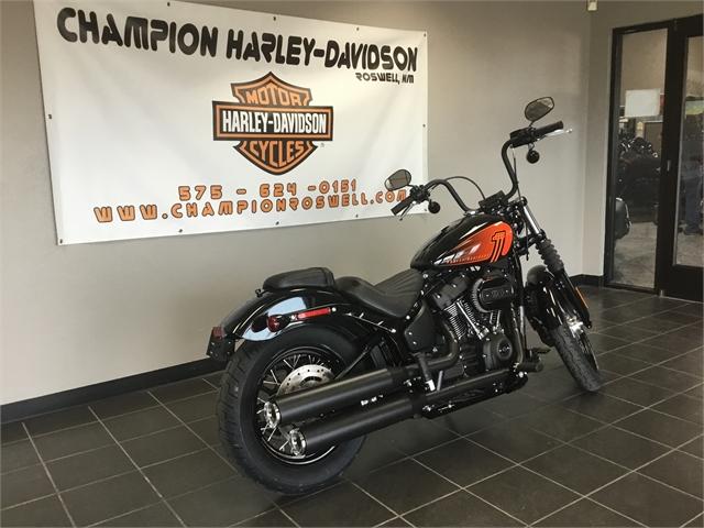 2021 Harley-Davidson Cruiser Street Bob 114 at Champion Harley-Davidson