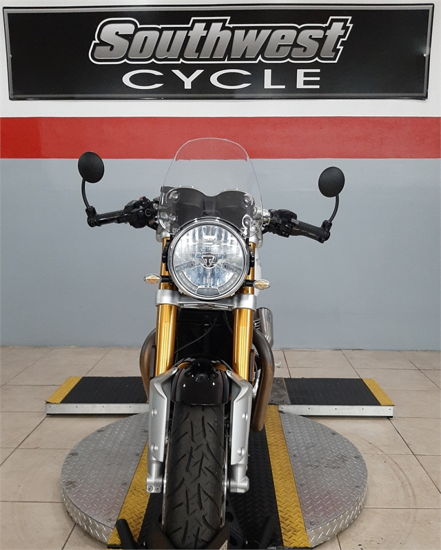 2018 Triumph Thruxton 1200 R at Southwest Cycle, Cape Coral, FL 33909