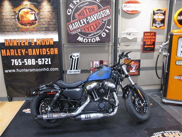 2018 Harley-Davidson Sportster Forty-Eight at Hunter's Moon Harley-Davidson®, Lafayette, IN 47905