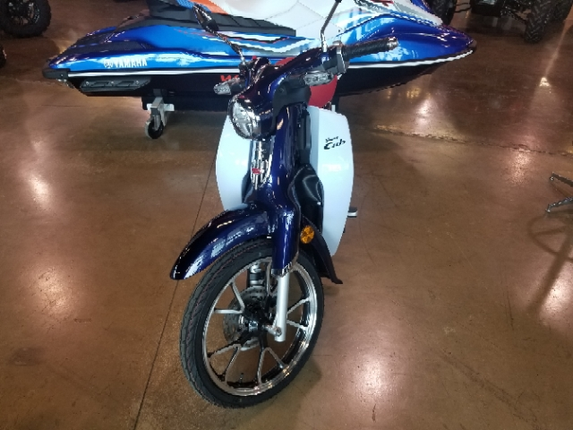 2019 Honda Super Cub C125 ABS at Kent Powersports of Austin, Kyle, TX 78640