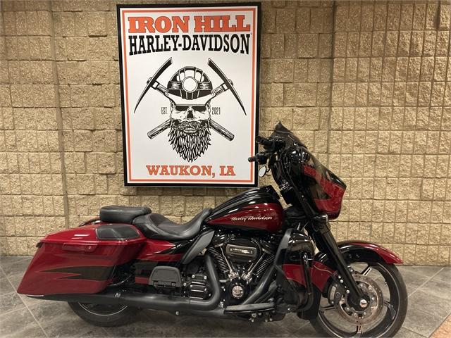 2017 Harley-Davidson Street Glide CVO Street Glide at Iron Hill Harley-Davidson