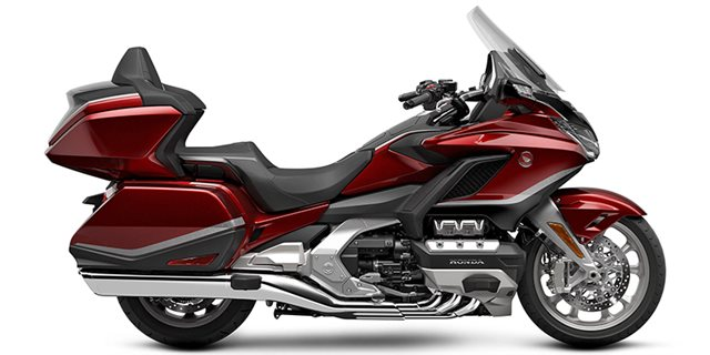 2021 Honda Gold Wing Tour Automatic DCT at Wild West Motoplex