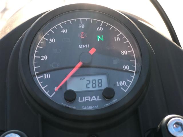 2018 Ural Gear-Up 2WD at Lynnwood Motoplex, Lynnwood, WA 98037