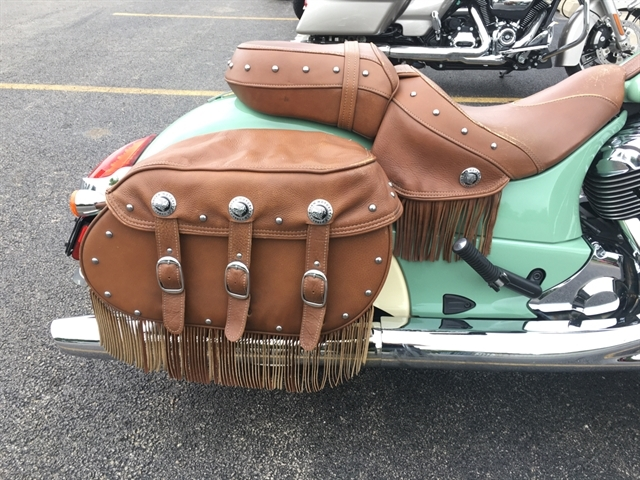 2016 INDIAN Chief Vintage Vintage at Randy's Cycle, Marengo, IL 60152