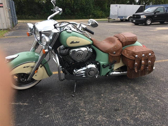 2016 INDIAN Chief Vintage Vintage at Randy's Cycle, Marengo, IL 60152