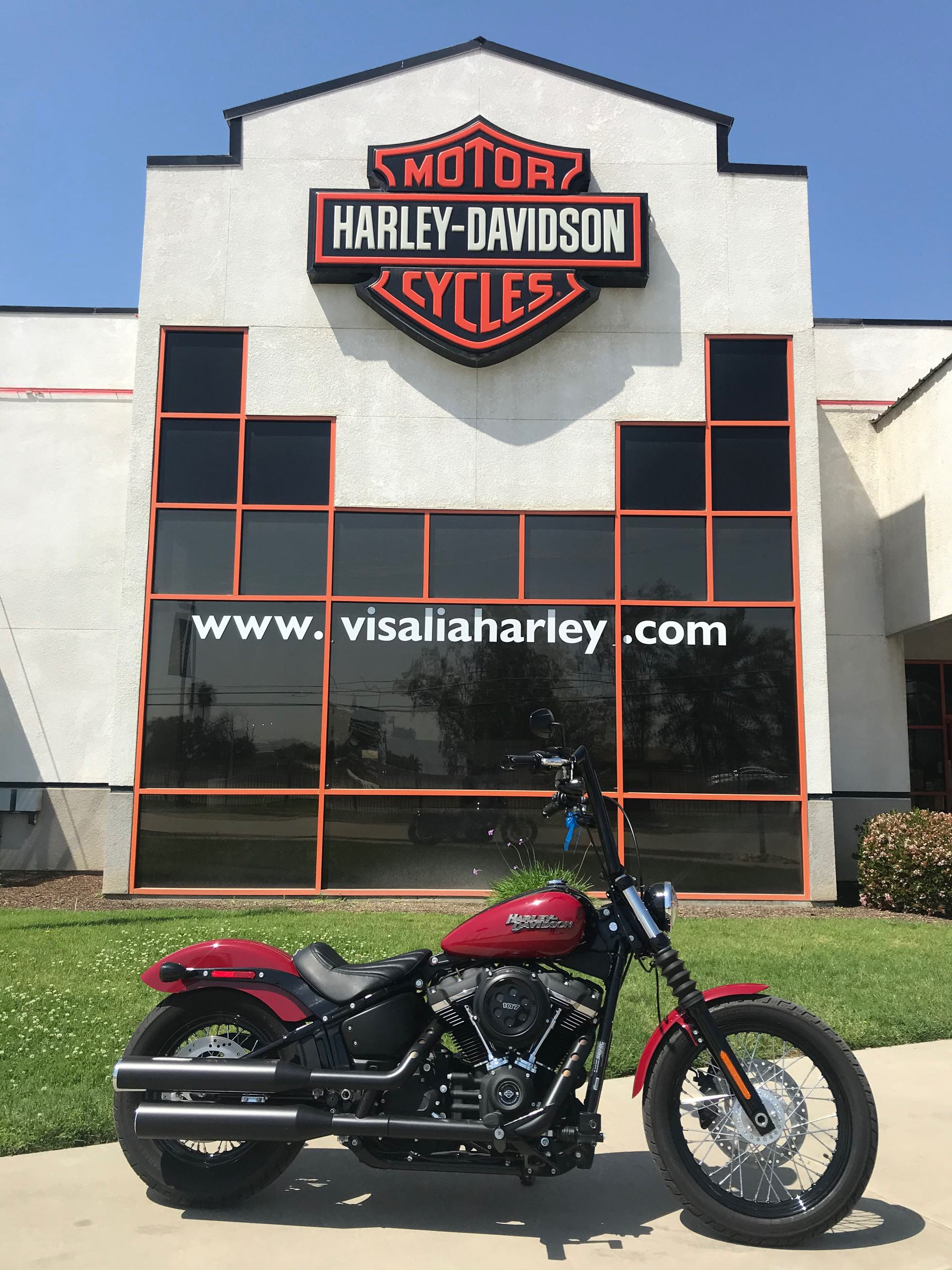 2020 Harley-Davidson Softail Street Bob at Visalia Harley-Davidson