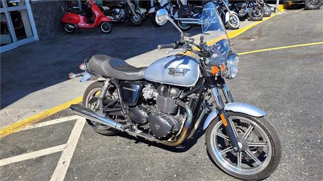 2014 TRIUMPH BONNEVILLE at Lynnwood Motoplex, Lynnwood, WA 98037
