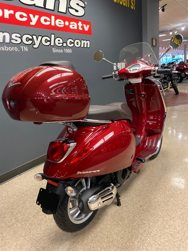 2019 Vespa Primavera 150 Touring at Sloans Motorcycle ATV, Murfreesboro, TN, 37129