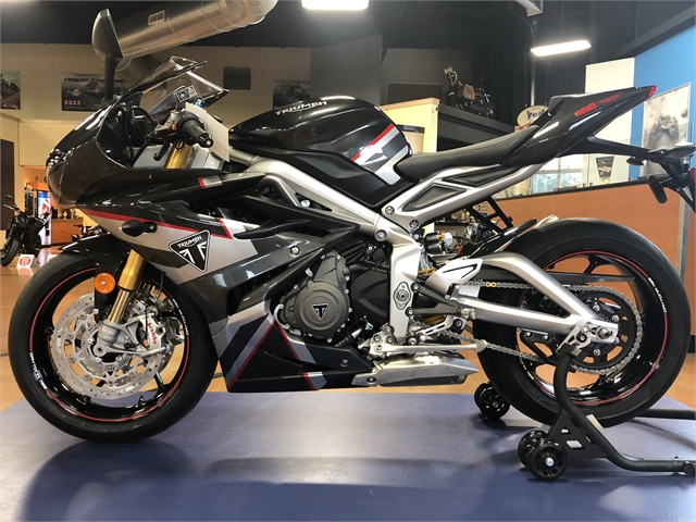 2020 Triumph Daytona Moto2 765 at Yamaha Triumph KTM of Camp Hill, Camp Hill, PA 17011