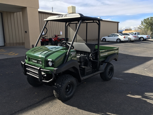 2020 Kawasaki Mule 4010 4x4 at Champion Motorsports