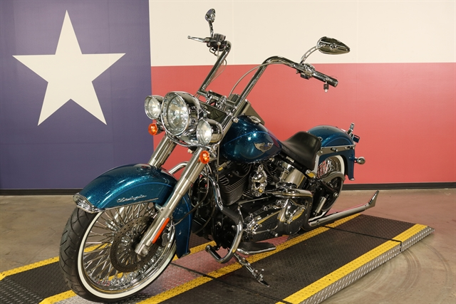 2015 Harley-Davidson Softail Deluxe at Texas Harley