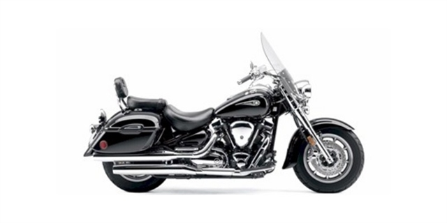 2007 Yamaha Road Star Midnight Silverado at Yamaha Triumph KTM of Camp Hill, Camp Hill, PA 17011