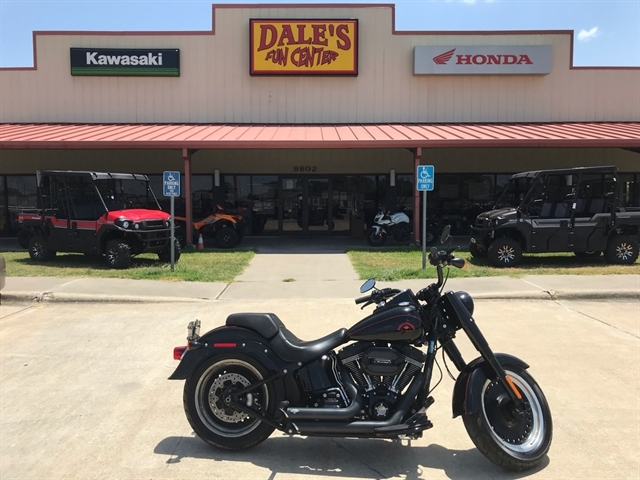 2017 Harley-Davidson Softail® Fat Boy® S at Dale's Fun Center, Victoria, TX 77904