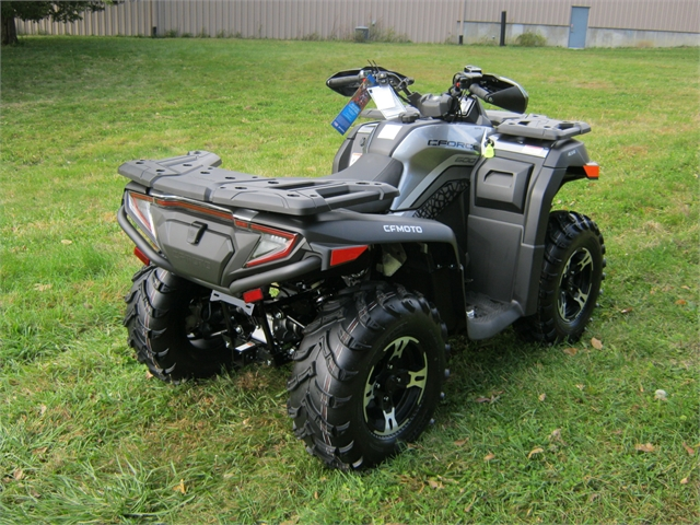 2021 CFMoto CForce 600 EPS with Blade- at Brenny's Motorcycle Clinic, Bettendorf, IA 52722