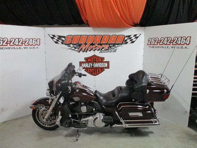 2011 Harley-Davidson Electra Glide Ultra Classic Ultra Classic at Suburban Motors Harley-Davidson