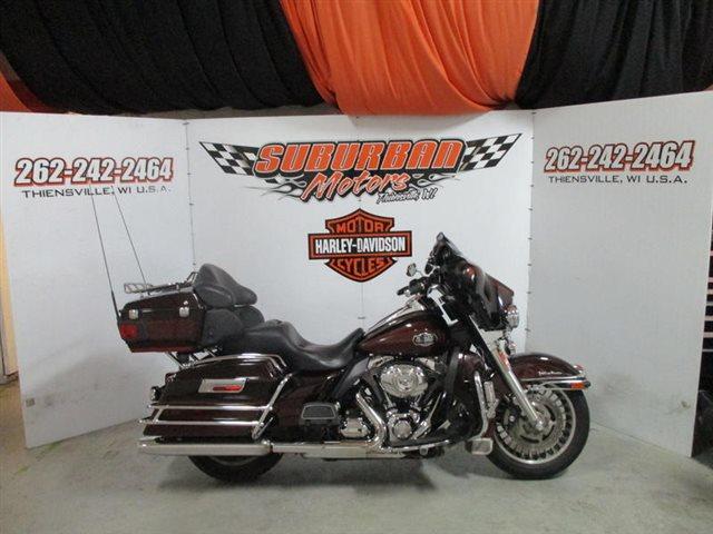 2011 Harley-Davidson Electra Glide Ultra Classic at Suburban Motors Harley-Davidson