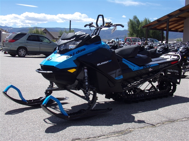 2019 Ski-Doo SUMMIT 850 154 3-S $233/month at Power World Sports, Granby, CO 80446