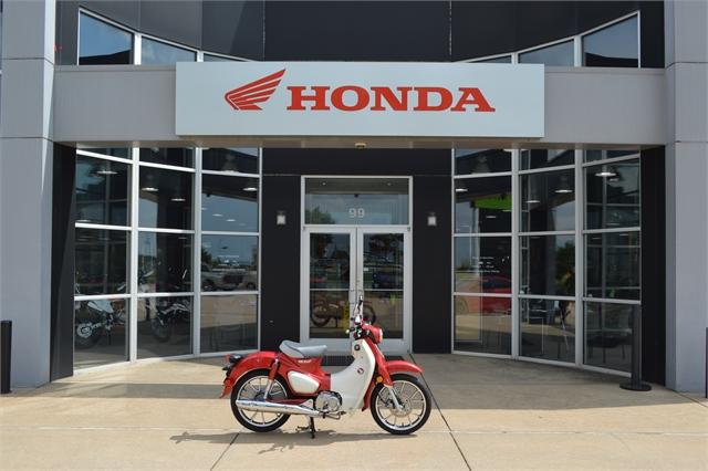 2021 Honda Super Cub C125 ABS at Shawnee Honda Polaris Kawasaki
