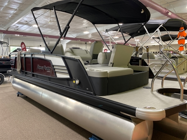 2019 Aqua Patio 235 DFL at Pharo Marine, Waunakee, WI 53597